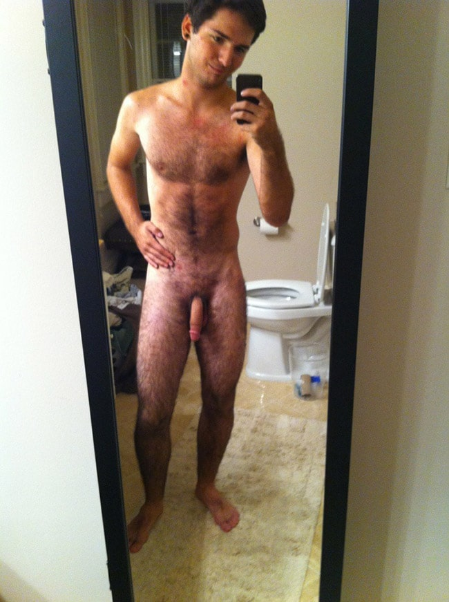 Hairy Hot Stud
