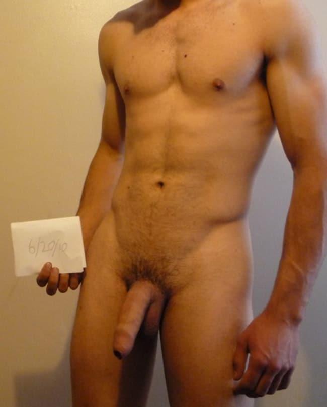 Shaved Nude Stud