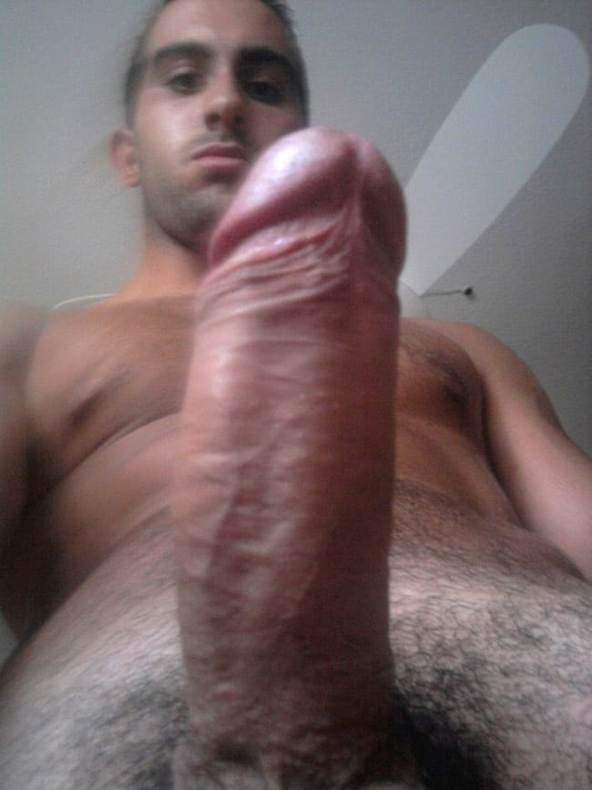 mens naked large penis
