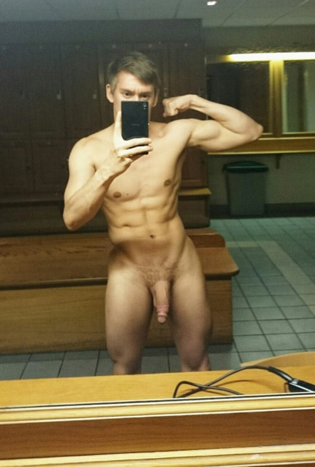 Muscled Guys Dick