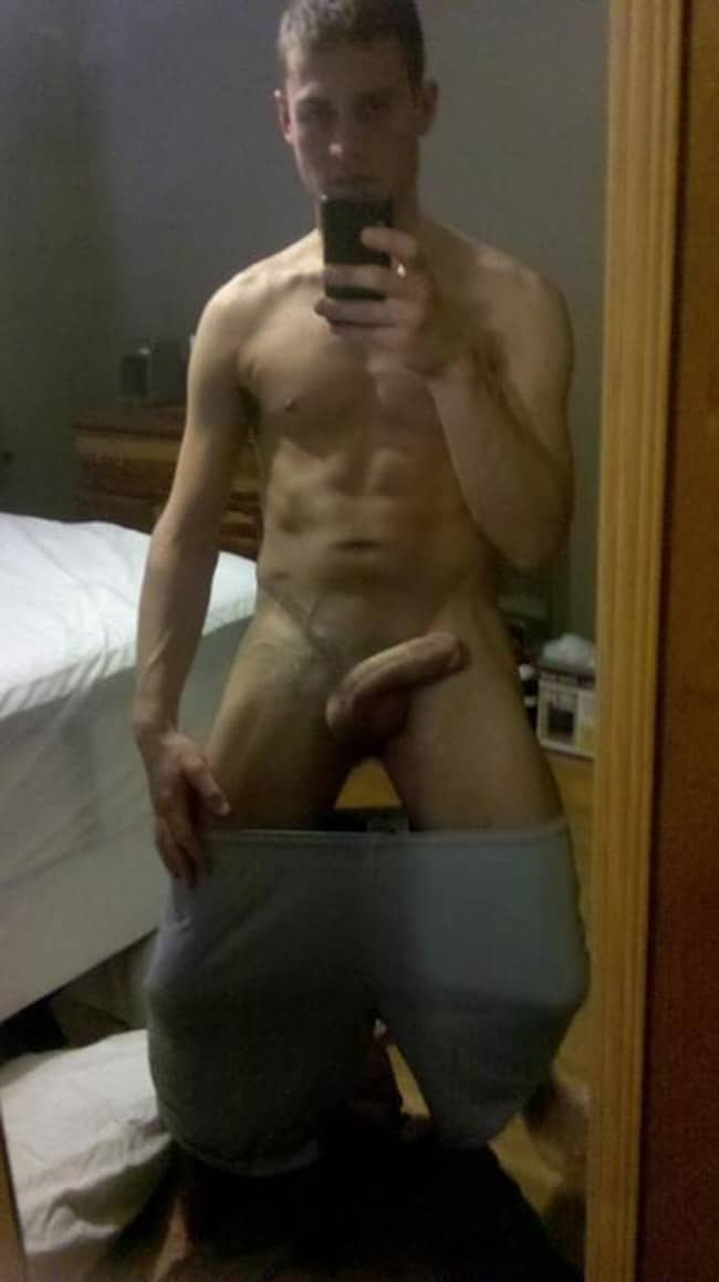 Sexy Guys Showing Fat Dick