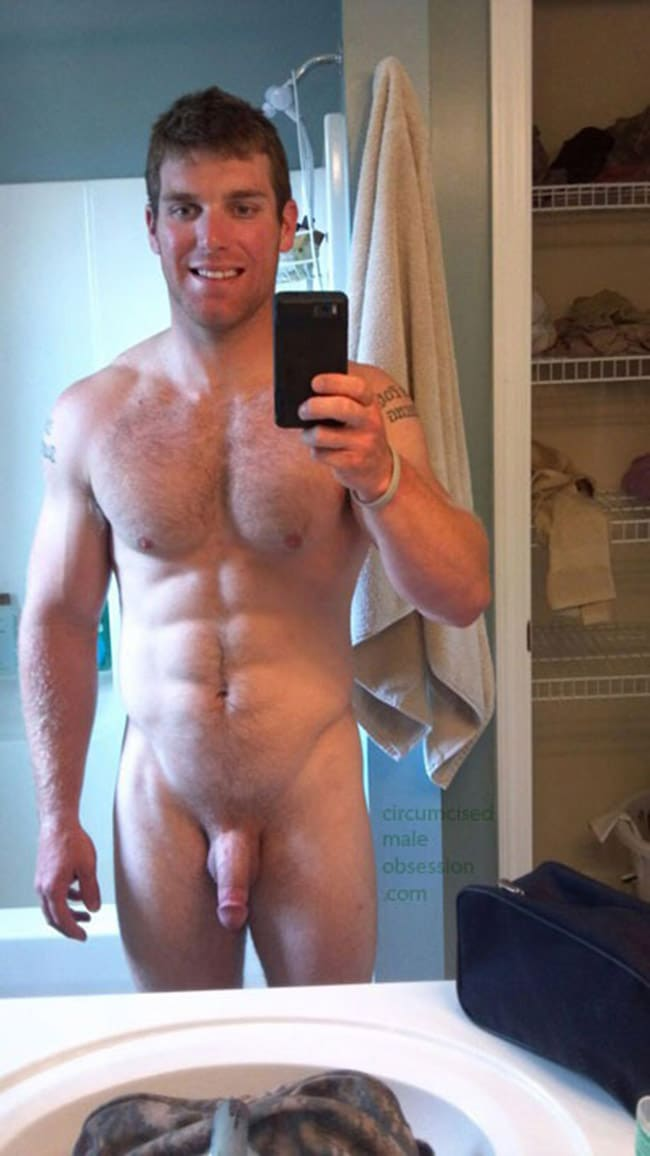 Muscled Dudes Cock