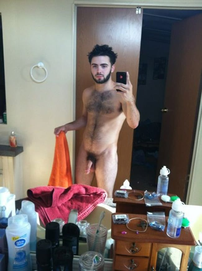 Sexy Hairy Dudes Dick